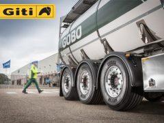 Giti GTR955 Combi Road Lastiğini CV Show 2019'da Sergileyecek 3