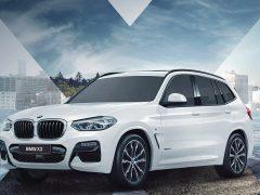 BMW X3'ün OE Lastiği: Kumho Crugen HP91 1