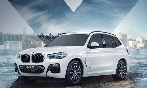 BMW X3'ün OE Lastiği: Kumho Crugen HP91 2