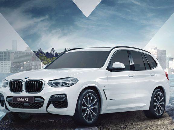 BMW X3'ün OE Lastiği: Kumho Crugen HP91 10