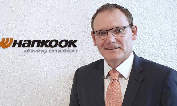 Hankook Kamyon ve Otobüs Lastikleri'nin Yeni Pazarlama Direktörü: Guy Heywood 4