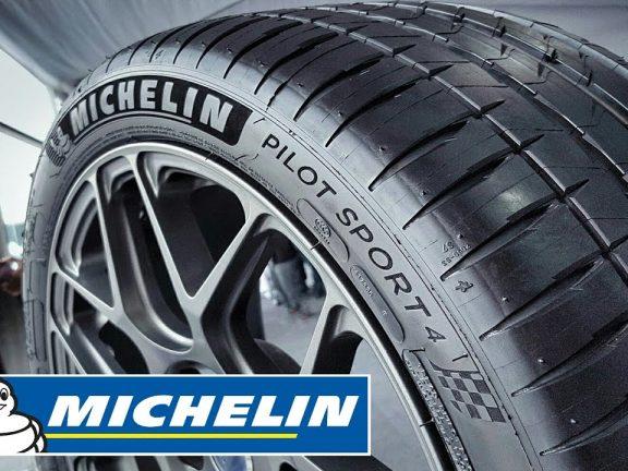 SUV Araçlar için Özel: Michelin Pilot Sport 4 SUV 6