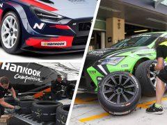 Hankook Motorsporları Etkinliği TCR Europe'a Sponsor Oldu 1