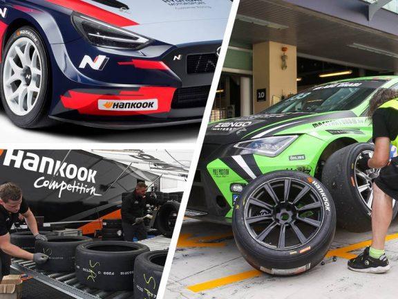 Hankook Motorsporları Etkinliği TCR Europe'a Sponsor Oldu 6